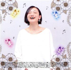 西田あいさんのカバーアルバムのジャケ写を 撮影させて頂きました